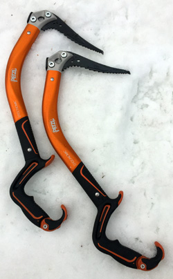 ERGONOMIC Ice Axe